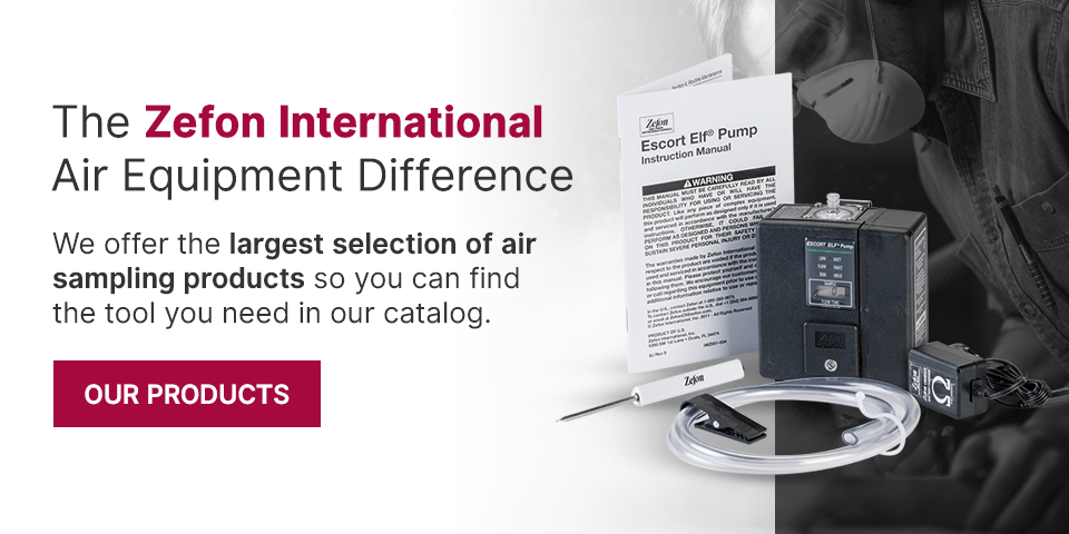 he Zefon International Air Equipment Difference