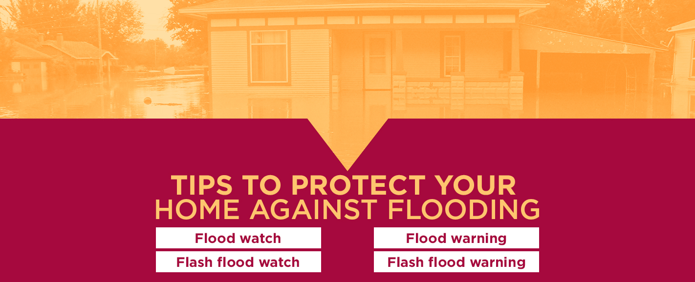 Tips to Protect Your Home against flooding