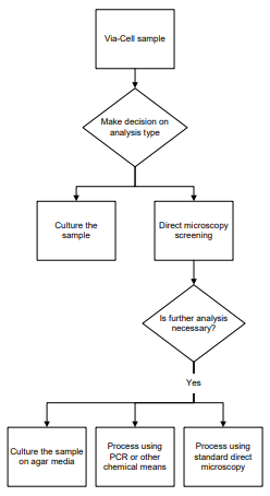 viacell decision tree