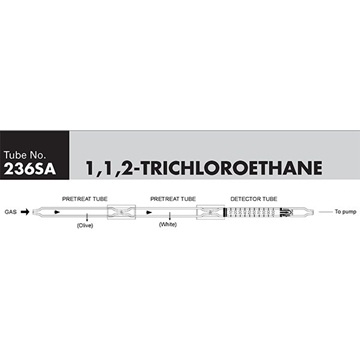 Picture of DETECTOR TUBE, 1,1,2-TRICHLOROETHANE, 5/BX