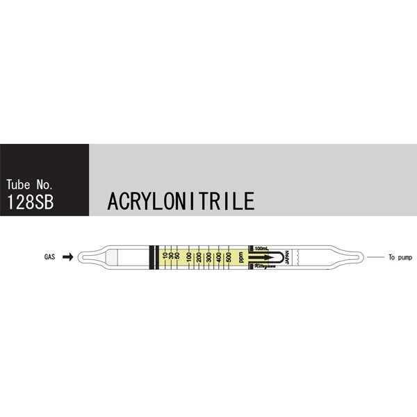 Picture of DETECTOR TUBE, ACRYLONITRILE, 10/BX