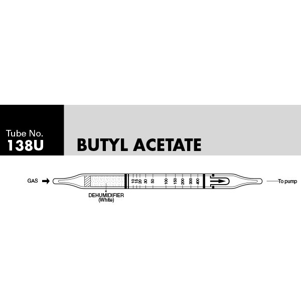 Picture of DETECTOR TUBE, BUTYL ACETATE, 10/BX