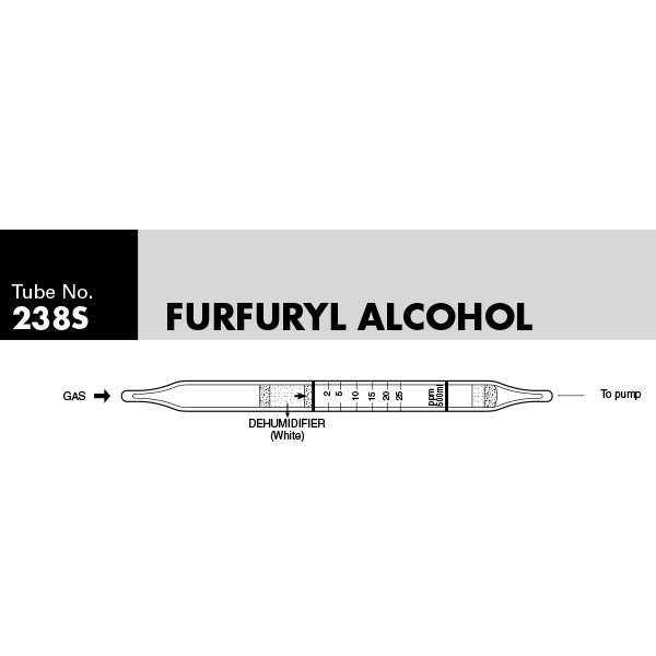 Picture of DETECTOR TUBE, FURFURYL ALCOHOL, 10/BX