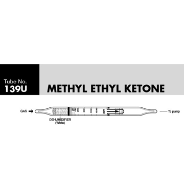 Picture of DETECTOR TUBE, METHYL ETHYL KETONE, 10/BX