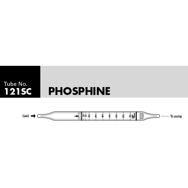 Picture of DETECTOR TUBE, PHOSPHINE, 10/BX