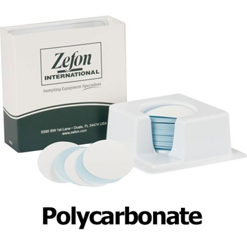 Picture of FILTER, POLYCARBONATE, 0.8µm, 37MM, 100/PK