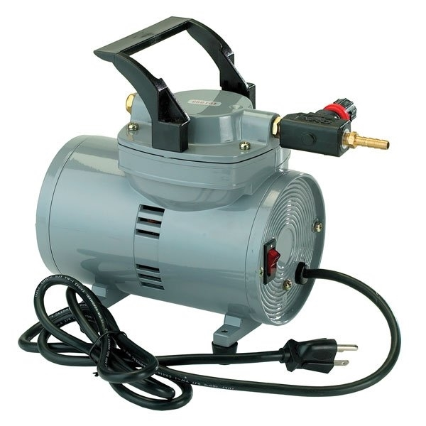 Picture of PUMP, DIAPHRAGM, HIGH VOLUME, 120V