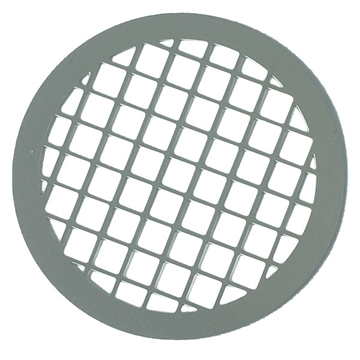 Picture of FILTER SUPPORT, SS, WIDE MESH GRID, 37MM