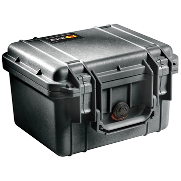 Picture of CASE, PELICAN 1300, BLACK, w/ PICK-PLUCK FOAM