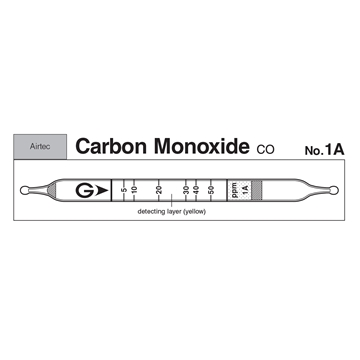 Picture of AIRTEC TUBE, CARBON MONOXIDE, 10/BX