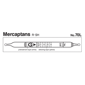 Picture of DETECTOR TUBE, MERCAPTANS, 10/BX
