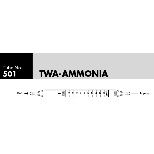 Picture of TWA TUBE, AMMONIA, 10/BX