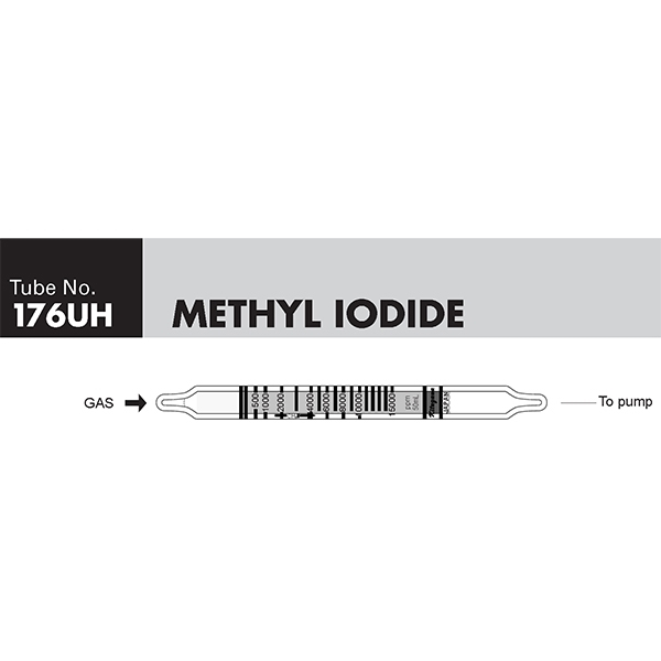 Picture of DETECTOR TUBE, METHYL IODIDE, 10/BX