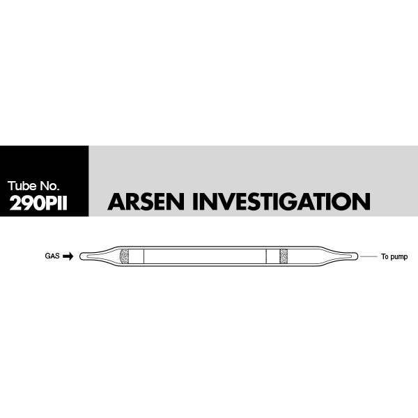 Picture of DETECTOR TUBE, HYDROCARBONS (ARSON), 10/BX