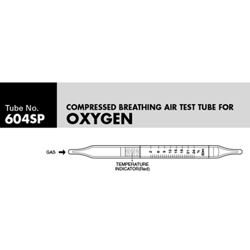 Picture of CBA TUBE, OXYGEN, 2-24%, 10/BX