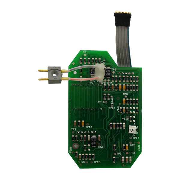 Picture of PCB ASSEMBLY, DIGITAL PUMP, 4 BUTTON, TESTED