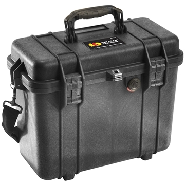 Picture of CASE, PELICAN 1430, BLACK, WITHOUT FOAM