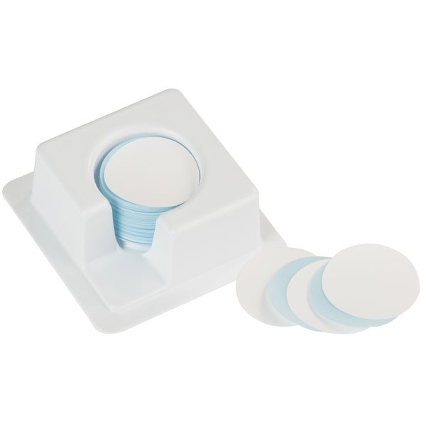 Picture of FILTER, MCE, 0.8µm, 47MM, PLAIN WHITE, 100/PK
