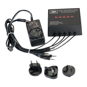 Picture of CHARGER, ESCORT PUMP 5 STATION 120v/240v OMEGA