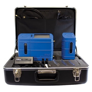 Picture of CALIBRATOR, GILIBRATOR 3 KIT W/CASE, STD/HIGH FLOW