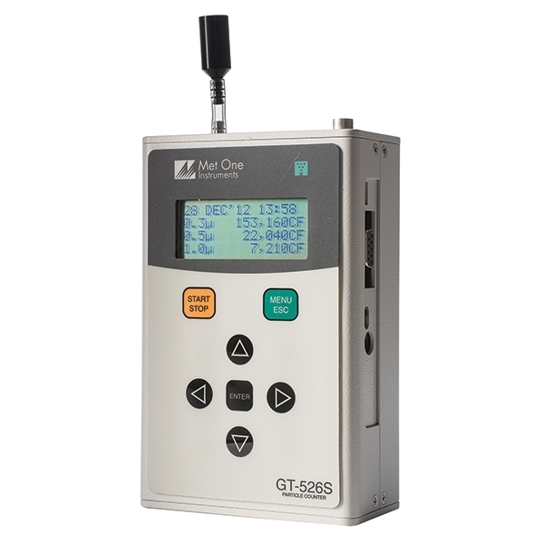 Picture of PARTICLE COUNTER, 6 CHANNEL, MET ONE GT-526S