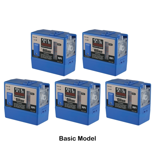 Picture of PUMP, GILAIR-3R, 5 PACK KIT, 120V