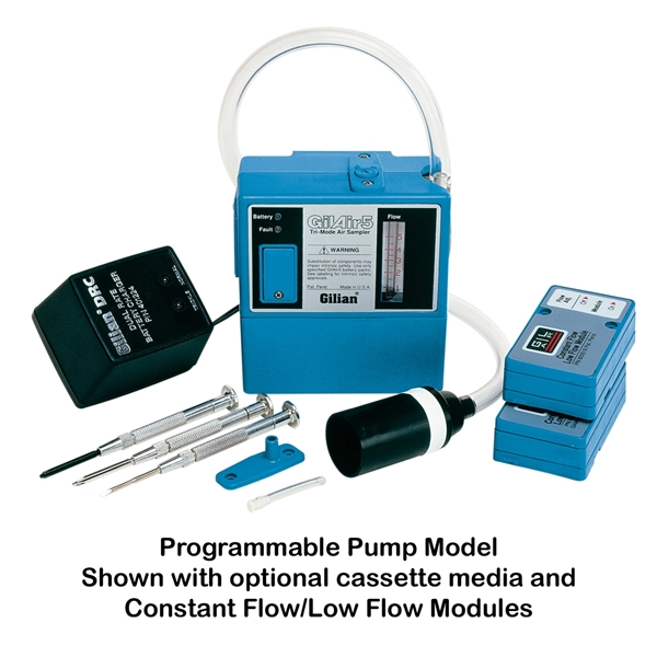 Picture of PUMP, GILAIR-5RP PROGRAMMABLE, STARTER KIT, 120V