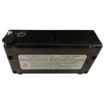 Picture of BATTERY, NIMH 4.8V, USB MINI B, LIBRA/ELITE