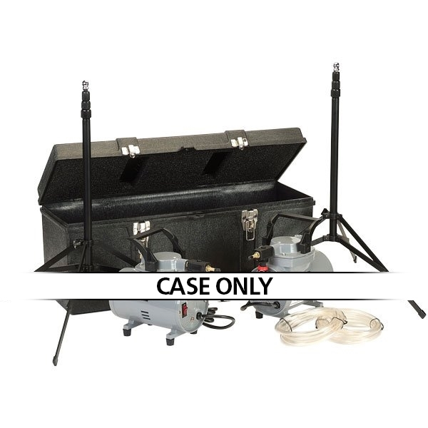 Picture of CASE, CARRYING, TOOLBOX STYLE, 2 PUMP