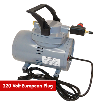 Picture of PUMP, DIAPHRAGM, HIGH VOLUME, 220V