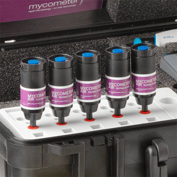Picture of MYCOMETER AIR ASSAYS, FUNGI / MOLD, 200PK